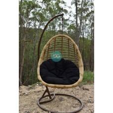 Danna single seater Hanging Egg Pod chair