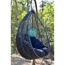 Ivanna single seater Hanging Egg Pod chair